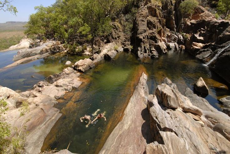 Gunlom Upper Falls, Northern Territory
