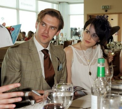 dan stevens and michelle dockery relationship questions