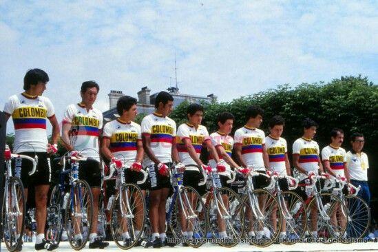 Cuando los colombianos llegaron al Tour...el 11 de julio de 1983, Patrocinio Jiménez logró coronar de primero la cima del Tourmalet, un empinado pico de 2115 metros donde muchos corredores del Tour de Francia pierden sus fuerzas.