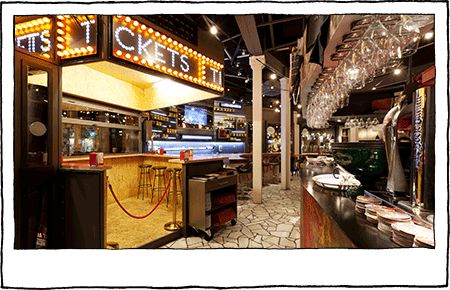 Tickets - Fantastic seafood/tapas restaurant - Not cheap.