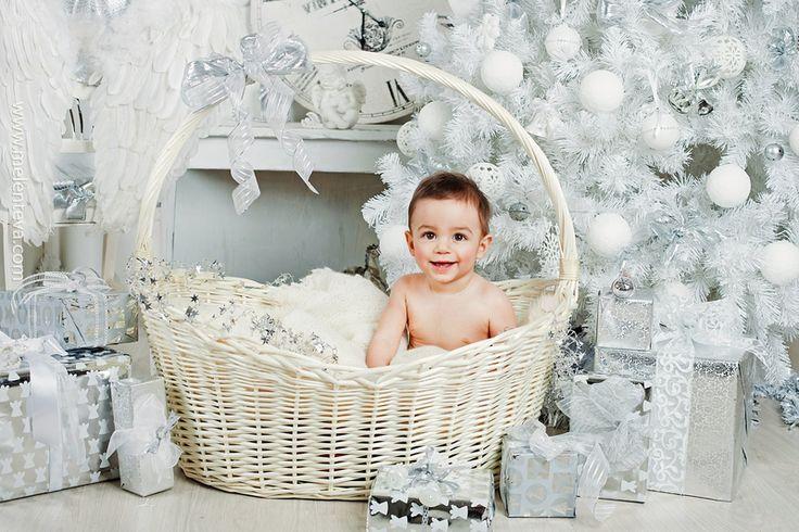 идеи для детской новогодней фотосессии - Поиск в Google