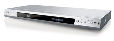 5.1 Channel DVD Player With Progressive Scan & Karaoke Mic (PPO# 140479). Super-Slim Design, DVD, DVD/RW, CD, CD-R/RW, JPEG, and CD+G Compatible, Dolby Digital Decoder, 5.1-Channel Audio for Surround Sound Systems, Optical, Digital, and Analog AV Outputs for Home Theater Use, Microphone Input and Gain Control for Karaoke Function, NTSC/PAL Compatible, Convenient Front Panel and On-Screen Display. Multiple Language, Subtitle, and Camera Angle Support. Available in Black.