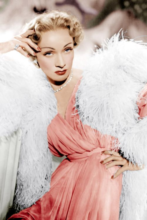 10 best images about marlene dietrich on pinterest - The girl la diva di hitchcock ...