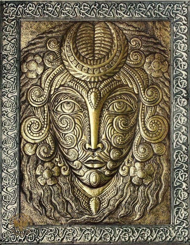 Селена (Богиня Луны). Морозов Виктор Андреевич