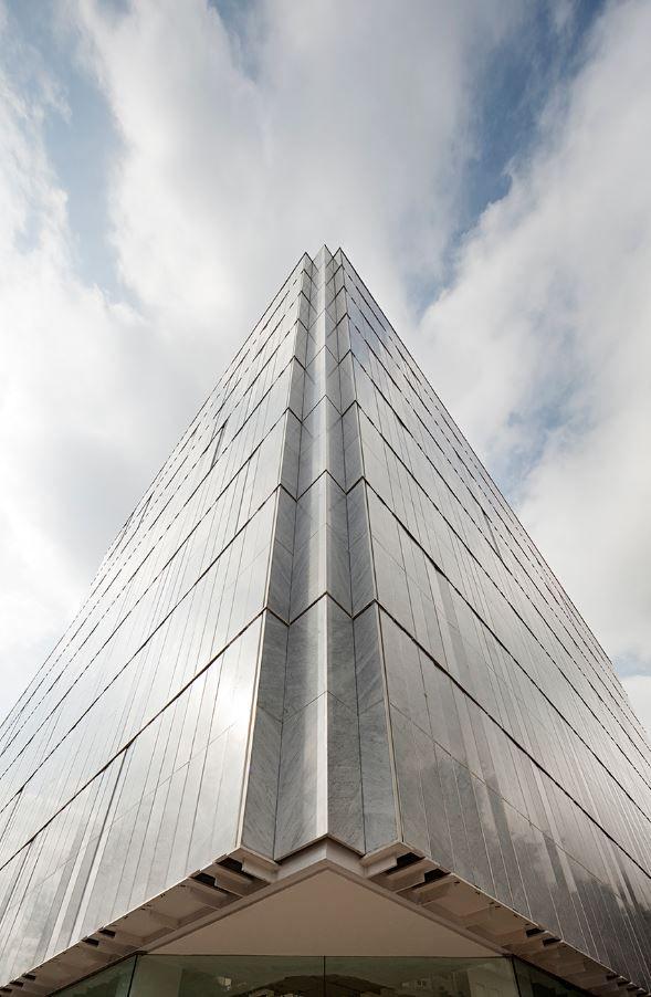 block stone technal solutions used nuepure windows architect alberto de