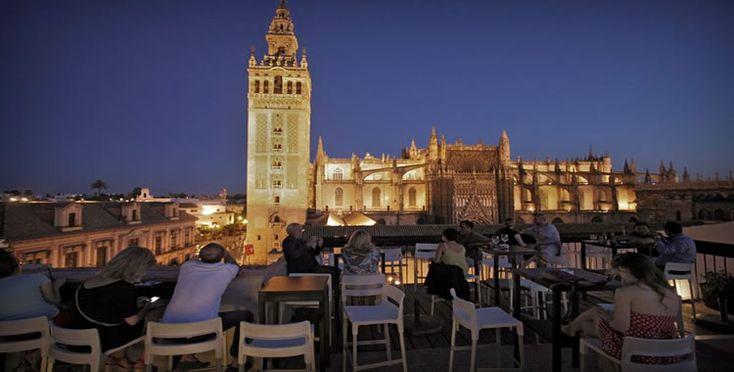 17 best images about sevilla hoteles con encanto en - Hotel eme sevilla spa ...