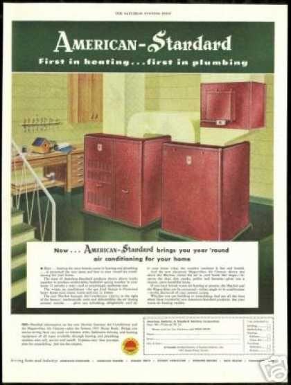 american vintage heating