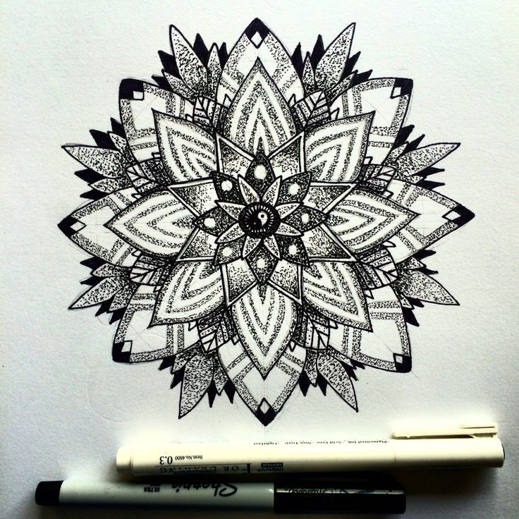 35 Spiritual Mandala Tattoo Designs: 120 Best Mandala Designs Images On Pinterest