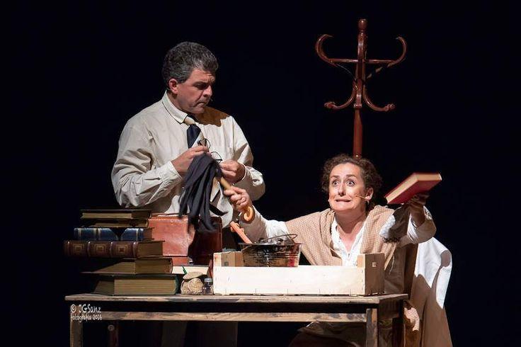 """Salva la veu del Poble: Tramant Teatre Estuvo En Sueca Con La Obra  """"Las C..."""