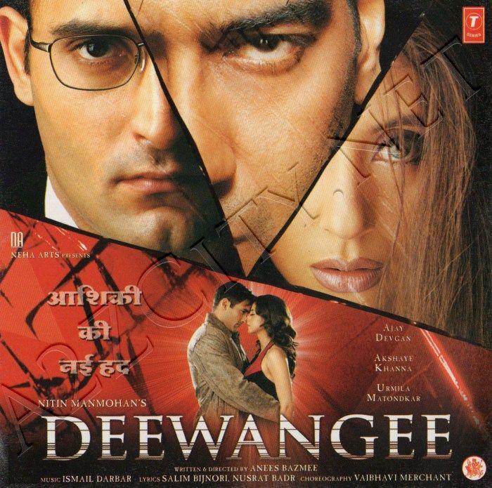 Deewangee 2002 Flac Bollywood Songs Audio Songs Best Bollywood Movies