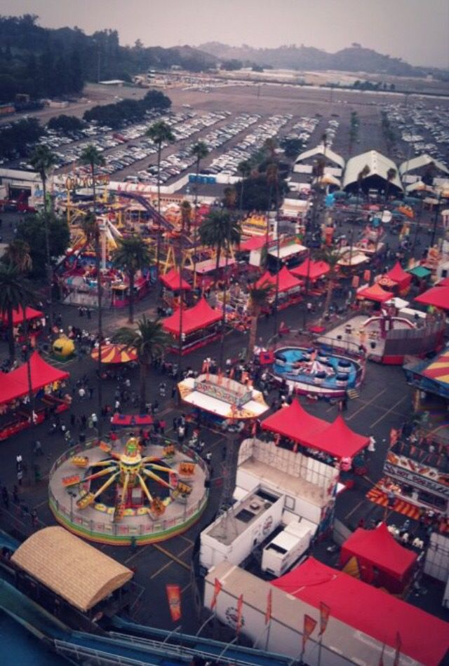 LA County Fair, 2011 - Pamona Fairplex in Pamona, CA