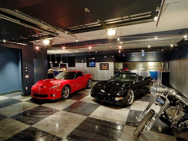 287 Besten Dream Garage Bilder Auf Pinterest Traumgarage