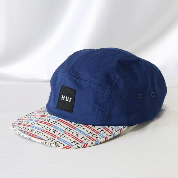 HUF Hat Fuck It 5 Panel Seamless USA Flag Print Strapback for sale!    http://www.ebay.com/itm/HUF-F-CK-IT-5-Panel-USA-Flag-Volley-All-Over-Brim-Print-Blue-Cap-Hat-Strapback-/152650463522  #HUF #FuckIt #5Panel #Seamless #USAFlag #Volley #AllOverBrimPrint #Blue #Cap #Hat #Strapback #Streetwear #swag #StreetFashion #HipHop #Skateboarding
