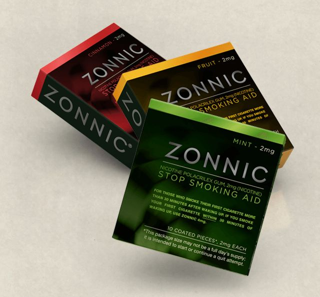 FREE ZONNIC Nicotine Gum or Mini Lozenges  #FreebieFriday #Coupons #freebiesinthemail #samples #giveaway #FreeSAMPLE