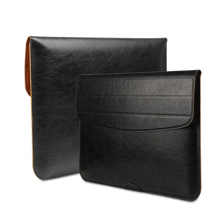 PU Leather Laptop Sleeve Case Bag For Xiaomi Air 12 13 Inch Laptop Carry Bag For Xiaomi Air 12.5 13.3 Inch Laptop Cover Shell