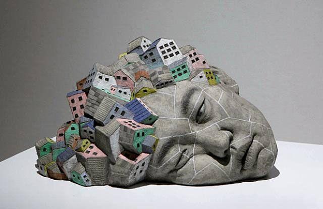 Sculpture by Seungchun Lim