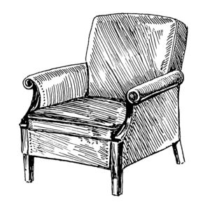 comfy chair drawing. a big comfy armchair | published pinterest and armchairs chair drawing f