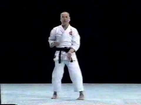 Tensho Shito Ryu - YouTube