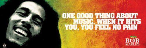 Bob Marley: Marley Music, Good Things, Poster Frame-Black, Bobs Marley, Slim Poster, Music Poster, Music Slim, Home Kitchens, Poster Prints