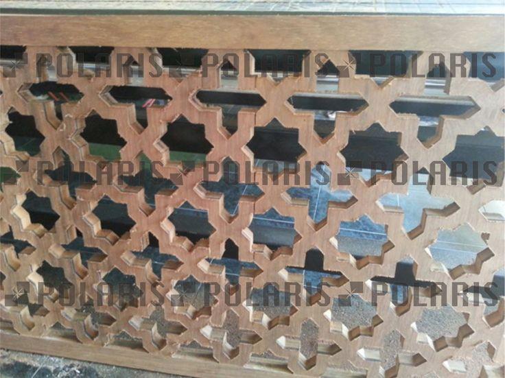 POLARIS Laser Cutting dan CNC Surabaya: cnc kayu merbau / jasa potong kayu merbau trawanga...