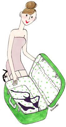 My little Paris : comment faire une valise