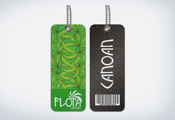 Canoan Clothes Tag on Behance
