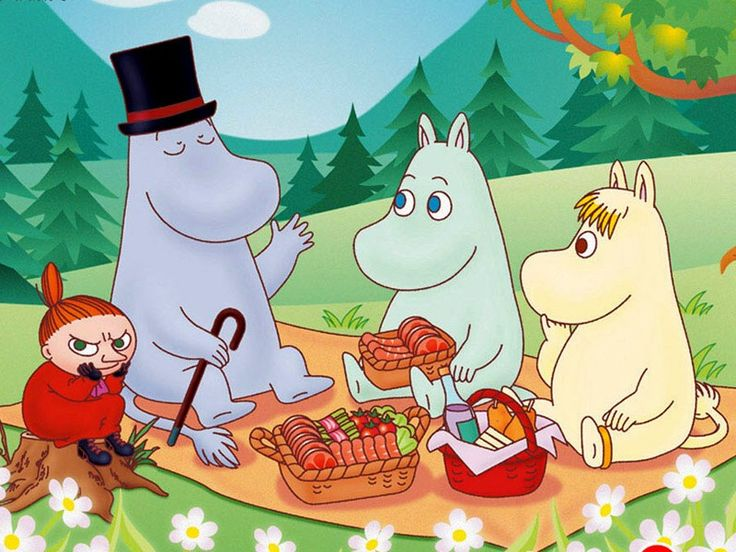 Image result for moomins