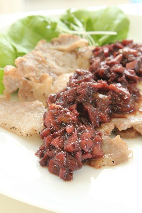 これから流行る注目食材!美容にもいい「ルバーブ」の秘密   レシピ ... デザートだけでなく、肉料理にも使えるルバーブ。ほんのり甘酸っぱいソースがボリューム満点のお肉とよく合います。