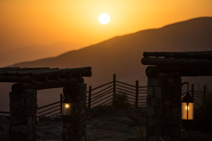 Daniel Allen (www.daniel-allen.net) recently visited Alila Jabal Akhdar and took these amazing photos...