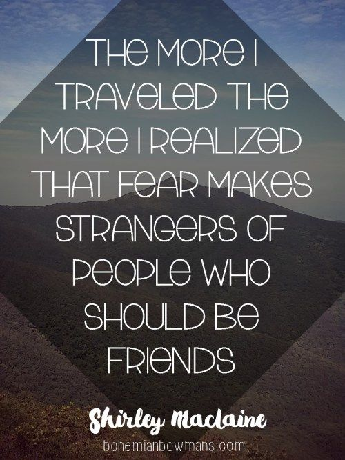 20 Travel quotes you've never heard before.