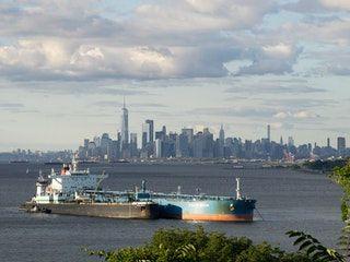 Manhattan From Staten Island - [4608 x 3456] : CityPorn