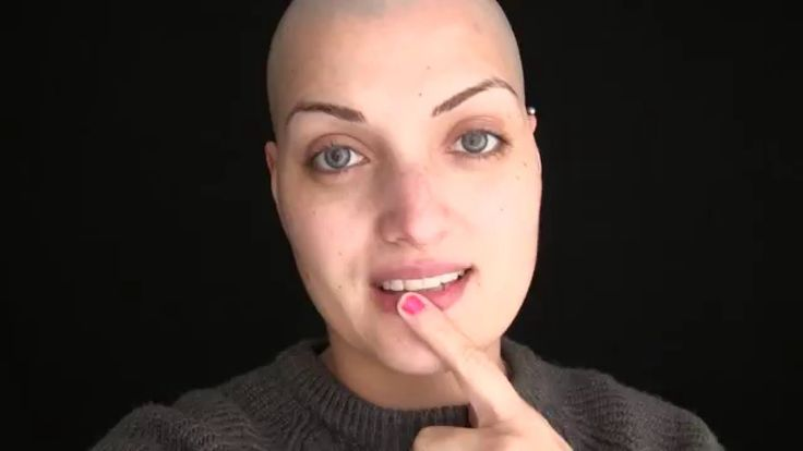 MI REACCIÓN DESPUÉS DE AFEITARME LA CABEZA   SHAVED HEAD   BALD GIRL