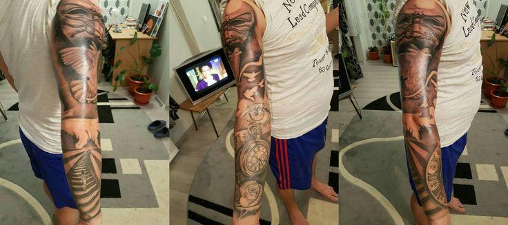Super ideas for a full arm tattoo Facebook #Paul Boalca .#Next Level Tattoo