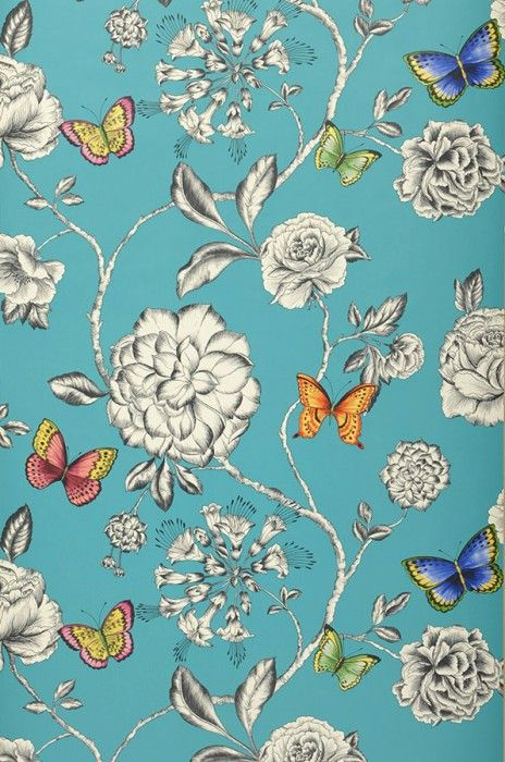 Cordula | Wallpaper from the 70s