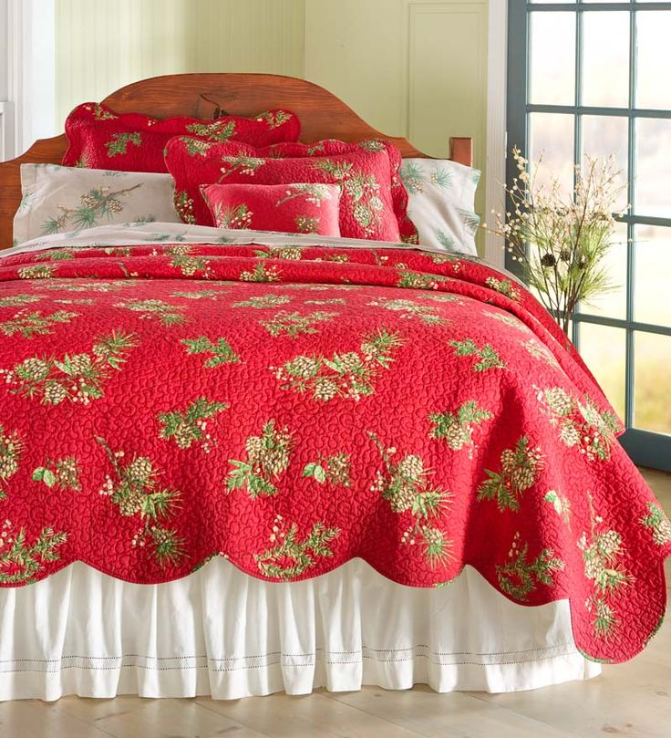 17 best Christmas Bedding images on Pinterest | Christmas ...