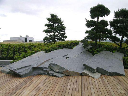 washington mutual roof garden.  Phillips Farevag Smallenberg