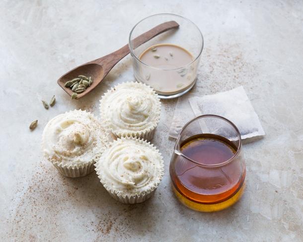 glute-free-chai-latte-cupcakes | Gluten free recipes ...
