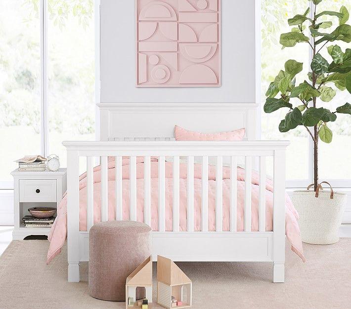 Larkin Crib Full Bed Conversion Kit Only Larkin Crib Cribs Convertible Crib