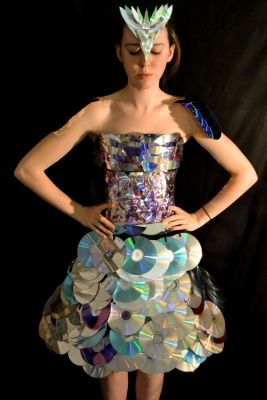 17 best ideas about recycled dress on pinterest paper for West materials things