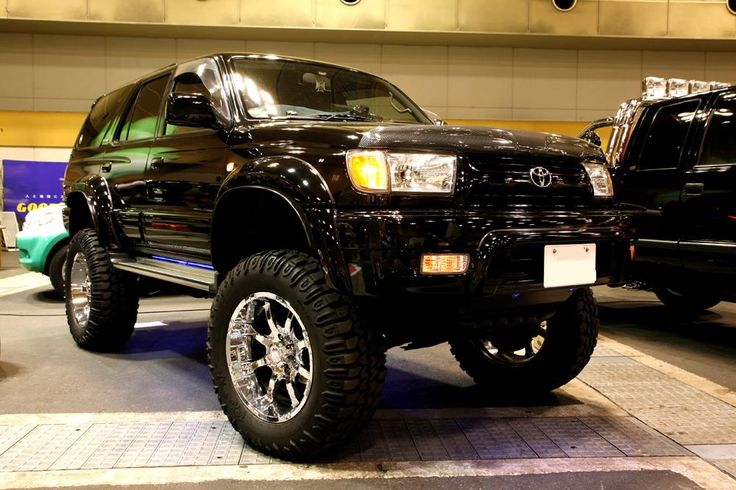 1999 toyota 4runner limited lifted - Google Search