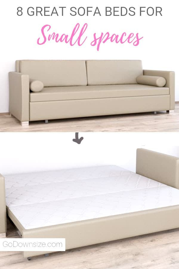 9 Amazing Folding Sofa Beds For Small Spaces You Can Afford Sofa Bed For Small Spaces Folding Sofa Bed Small Sofa Bed