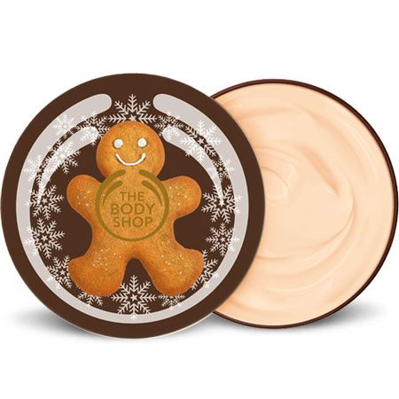 Ginger Sparkle Body Butter - The Body Shop
