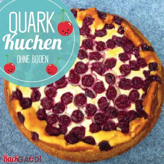 BackGaudi: Quarkkuchen ohne Boden