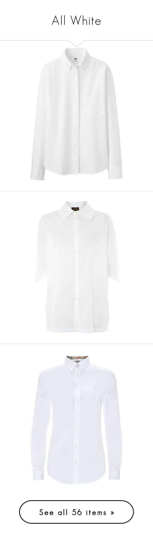Best 25  White oxford shirts ideas on Pinterest | White women's ...