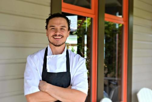 Pictured: The very handsome Top Chef alumni, Dan Hudson! 10 Top Chef Canada alumni and their most cringe-worthy moments. Funny read if you're a big TCC fan!