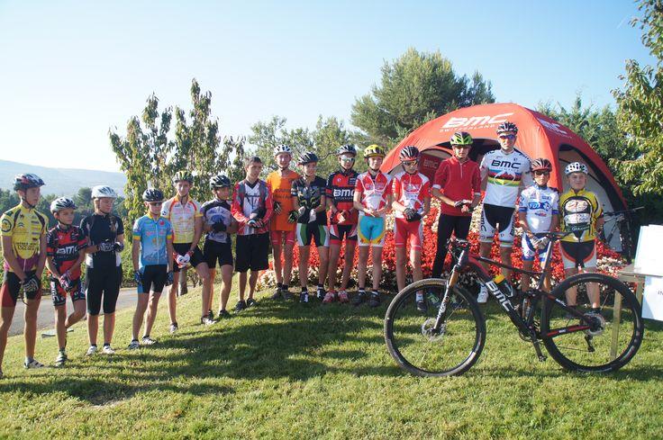 BMC Absalon Day avec Julien Absalon