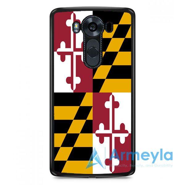 Maryland Flag LG V20 Case | armeyla.com