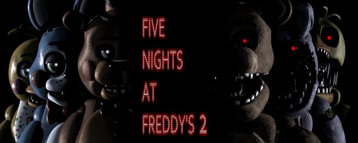 5 nights at freddy's 2 | Five nights at Freddy's 2 Wallpaper by Elsa-Shadow
