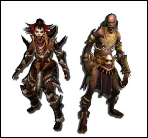 Witch Doctor In Diablo 3