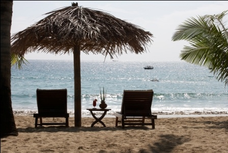 Bayview- The beach resort, Ngapali, Myanmar